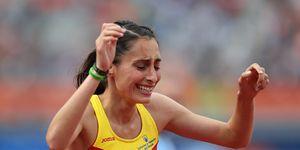 Solange Pereira ganó por quinta vez la Milla de Cayón