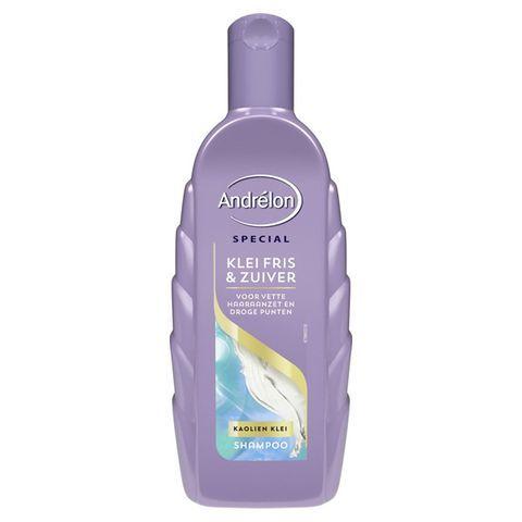 shampoo tegen vet haar