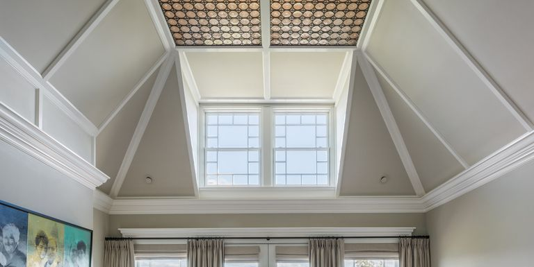 26 Ceiling Designs To Make The Most Of That Fifth Wall - Ceiling Ideas