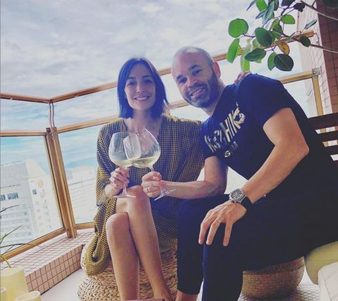 Andrés Iniesta y Anna Ortiz, Iniesta, Iniesta mujer, Iniesta hijos, Andrés Iniesta hijos, Iniesta instagram
