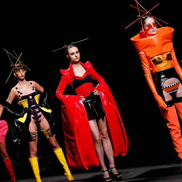 andres sarda 2022 madrid fashion week
