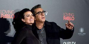 'Loving Pablo' Madrid Premiere