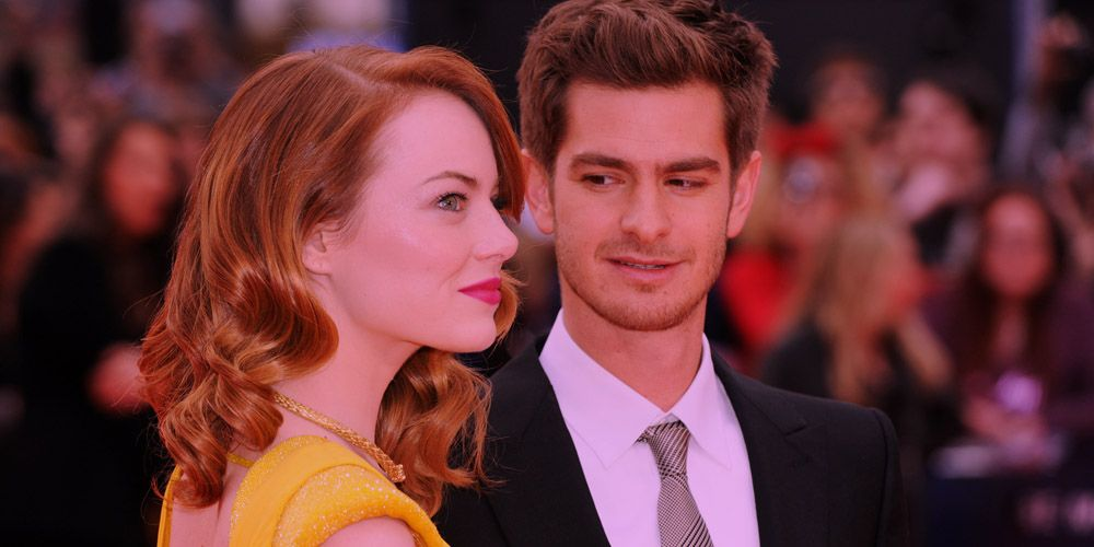 andrew garfield wife photo