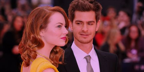 f6f7fe8a80d Andrew Garfield and Emma Stone were just spotted 'looking very much like a  couple'