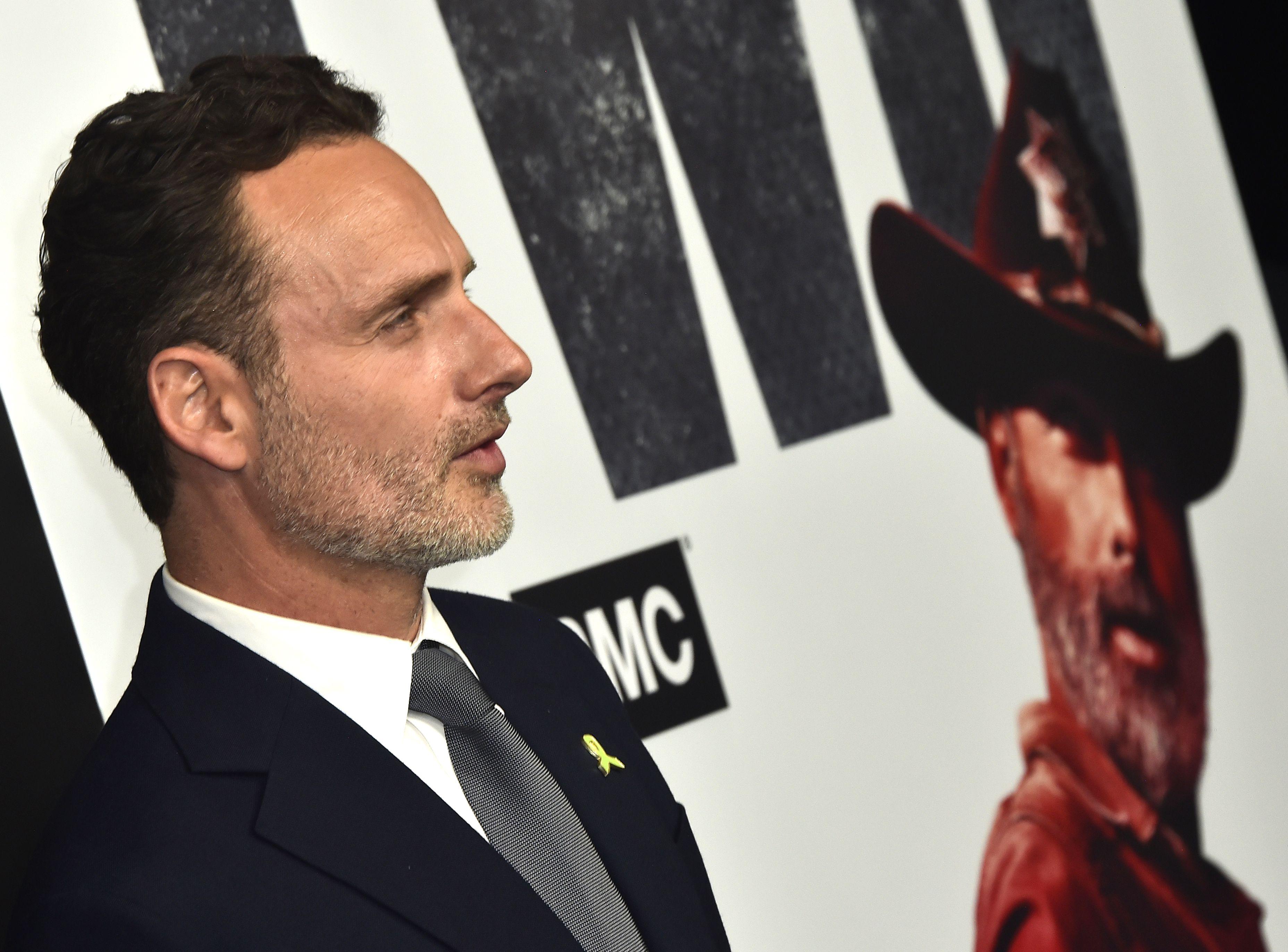 Andrew Lincoln no vuelve a The Walking Dead - No Dirigirá Episodios