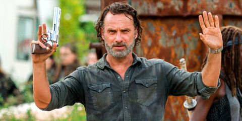 andrew lincoln rick grimes walking dead