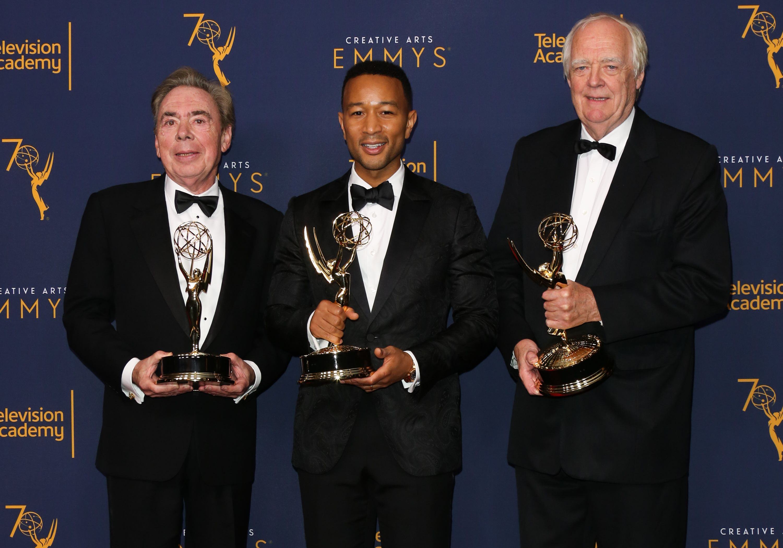 Egot Winners In History Celebrities Who Have An Emmy Grammy Oscar Tony