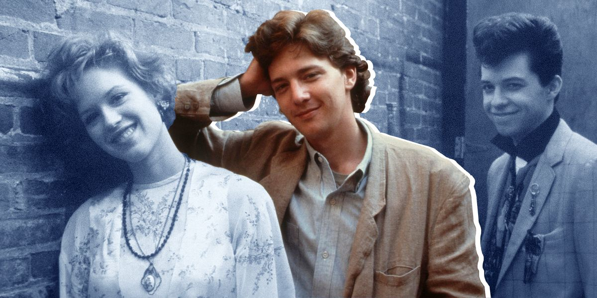 How Andrew McCarthy Became the Movies' Favorite Rich Kid