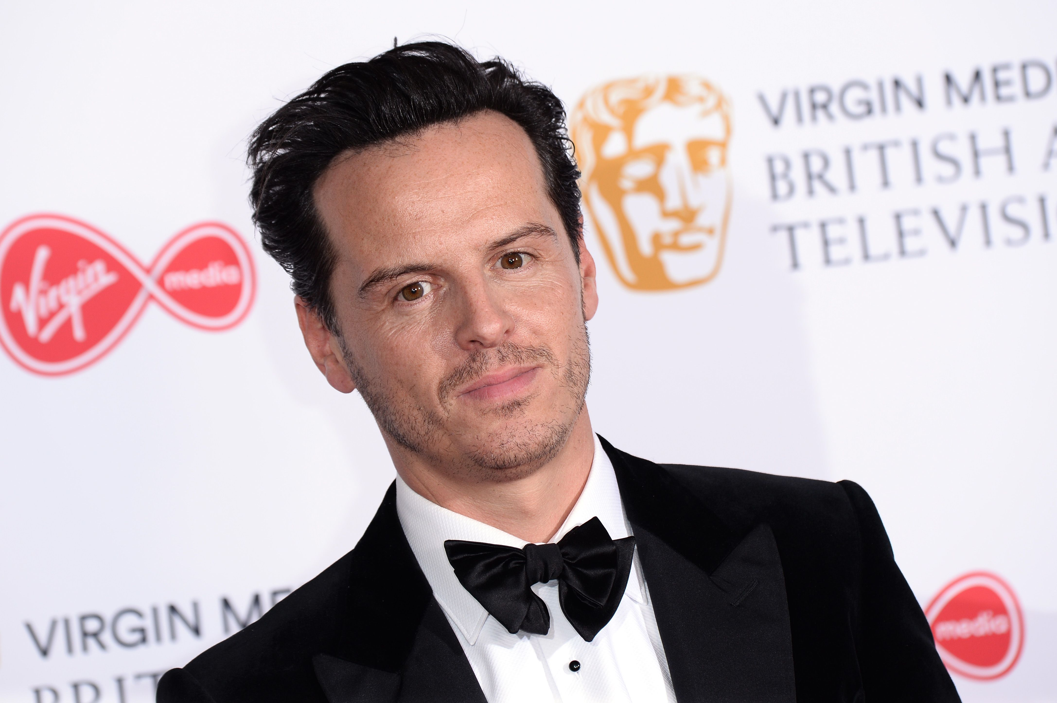 """Exclusive: Sherlock season 5 could see Moriarty return as Andrew Scott says the door is """"never fully closed"""""""