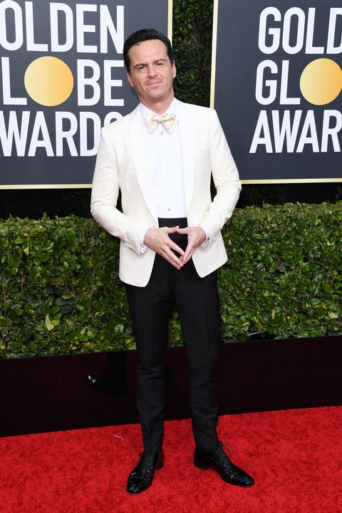 Andrew Scott attends the 77th Annual Golden Globe Awards at The Beverly Hilton Hotel