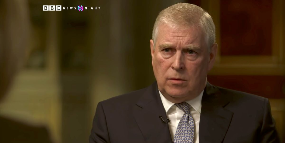 Prince Andrew's Interview About Jeffrey Epstein Nominated for a Prestigious Journalism Award