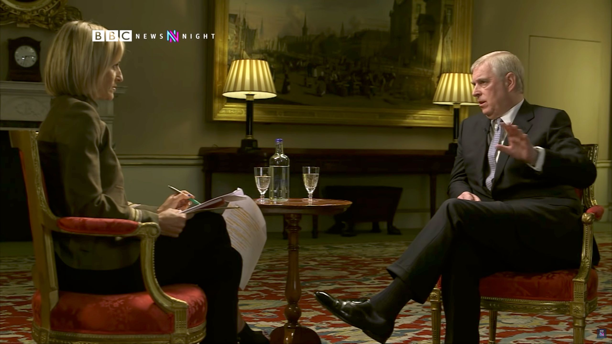 Prince Andrew S Bbc Interview About Jeffrey Epstein Was A Disaster