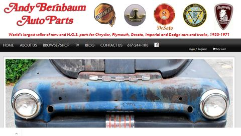 Favorite Online Stores For Classic Car Parts Where To Buy Old Car Parts