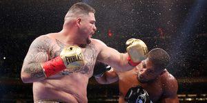 Andy Ruiz boxeo