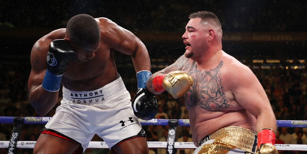 Anthony Joshua 'Doesn't Remember' His Defeat Fight With ...
