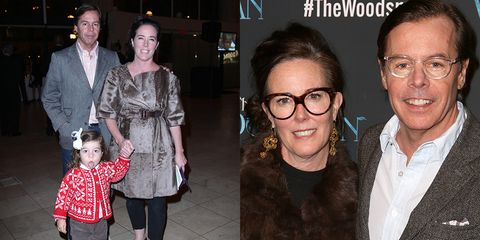 Designer Kate Spade Is Survived By Her Husband And 13 Year Old Daughter