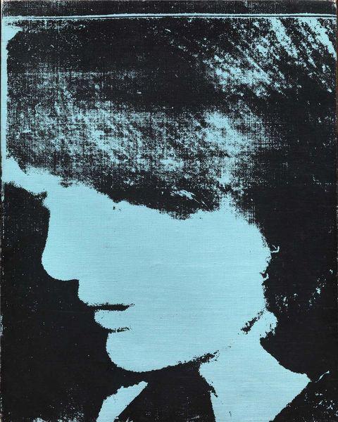 Andy Warhol -Jackie