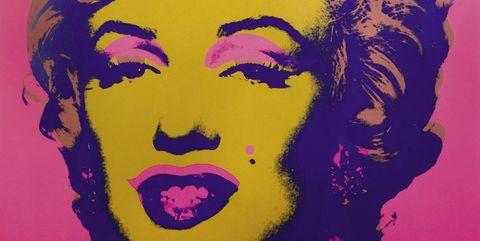 Andy Warhol  - Marylin