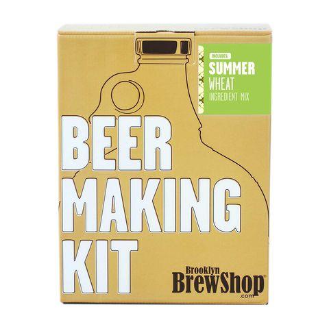 brooklyn brewshop beer making kit