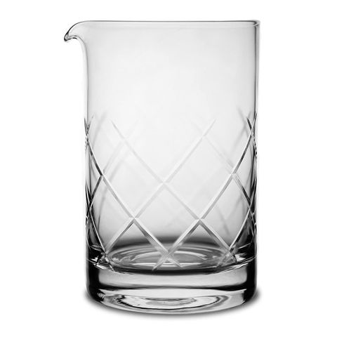 japanese style mixing glass