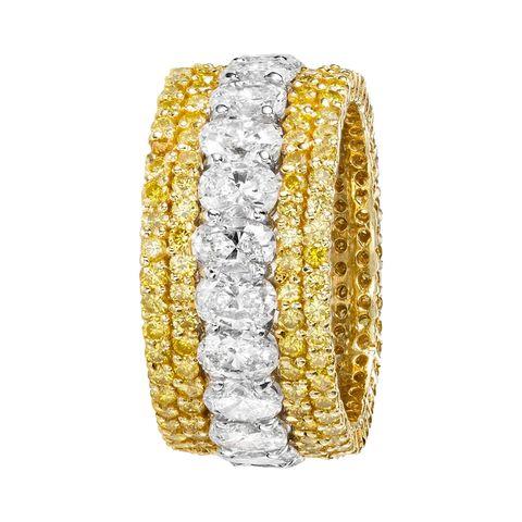 anelli con diamanti 2021