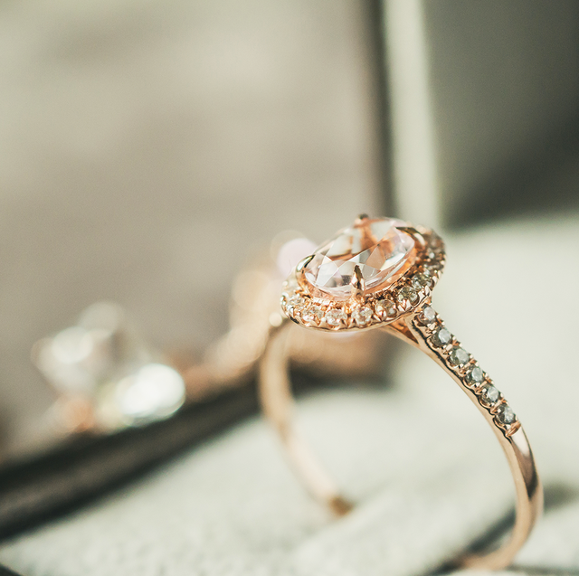 Engagement ring, Ring, Wedding ceremony supply, Jewellery, Wedding ring, Fashion accessory, Diamond, Macro photography, Close-up, Gemstone,