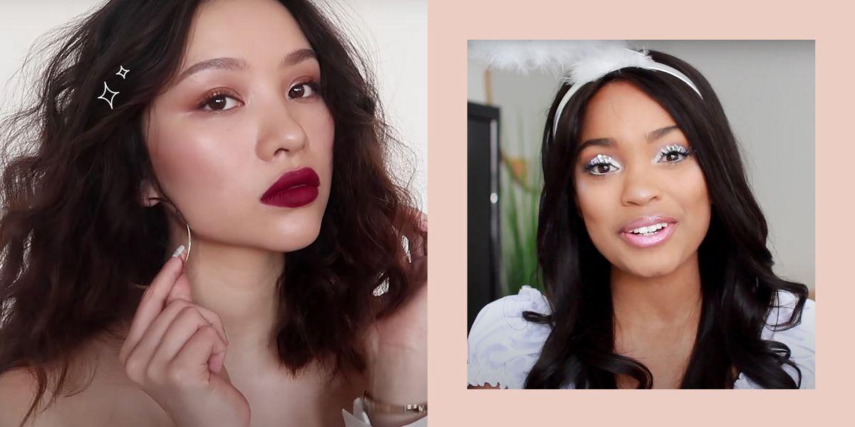 13 Angel Makeup Tutorials And Ideas For Halloween 2020