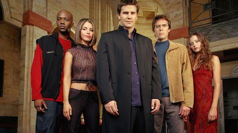 Series televisión cambio premisa
