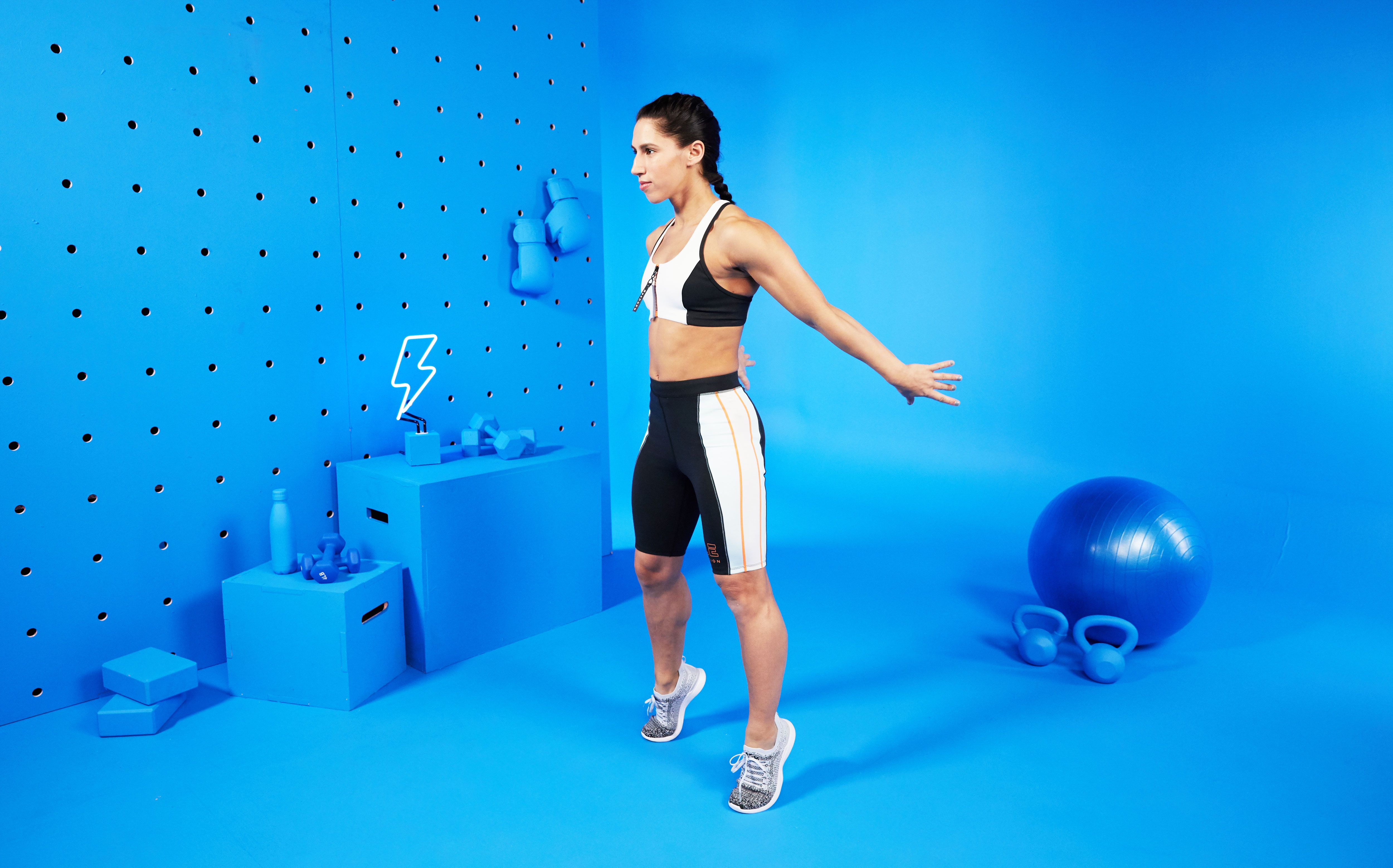 9 Best Calf Exercises Calf Muscle Exercises At Home Women's health may earn commission from the links on this page, but we only feature products we believe in. women s health
