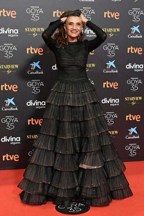 Ángela molina premios goya 2021