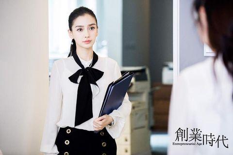 Clothing, Shoulder, Fashion, Collar, Shirt, Formal wear, Sleeve, Uniform, White-collar worker, Neck,