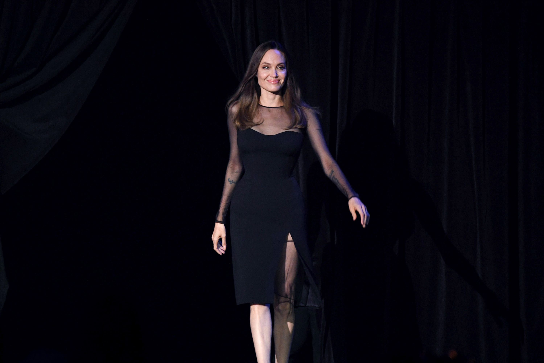 'Los Eternos': así luce Angelina Jolie como Thena - Fase 4 Marvel