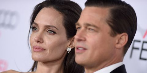 Angelina and Brad Consciously Re-Coupling