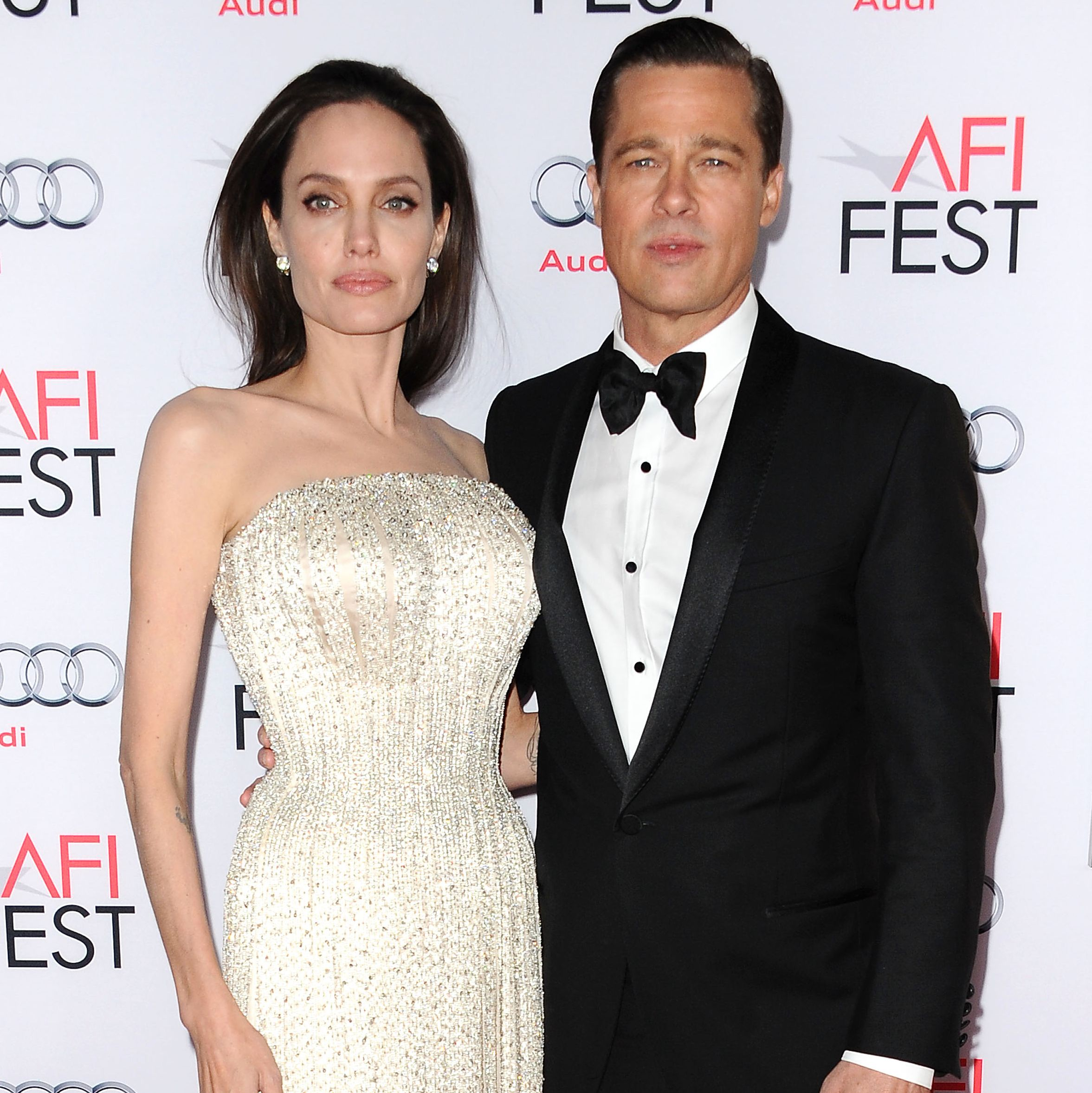 Angelina Jolie and Brad Pitt Brangelina got some criticism when they went public following Brad's split from Jennifer Aniston and later confirmed that they fell in love while Brad was still married. But the couple proved they had staying power.