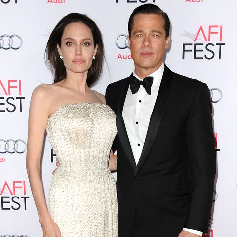 biggest celebrity breakups - angelina jolie and brad pitt