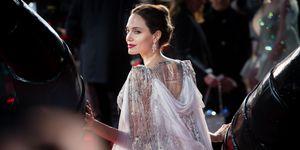 Angelina Jolie Maleficent: Mistress Of Evil dress