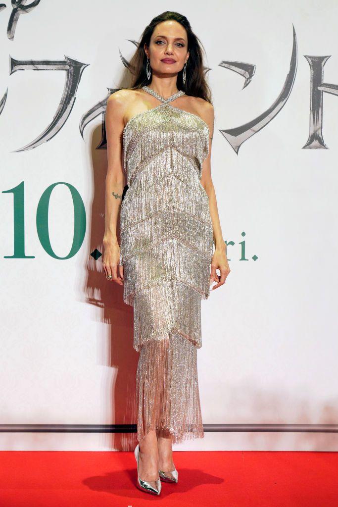 Jolie El Angelina Que En Comprar De Zara Look Flecos Puedes yYbf76g