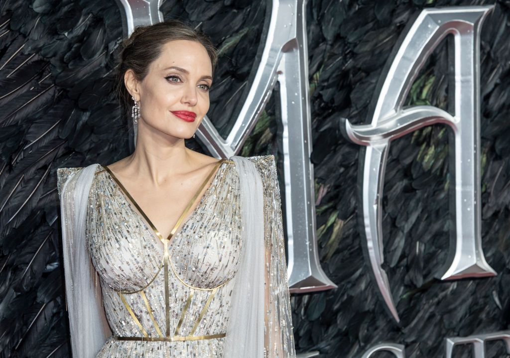 Angelina Jolie Was Pretty Broken After She Split With Brad
