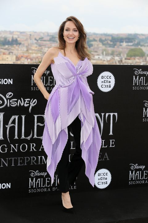 """maleficent – mistress of evil"" photocall"