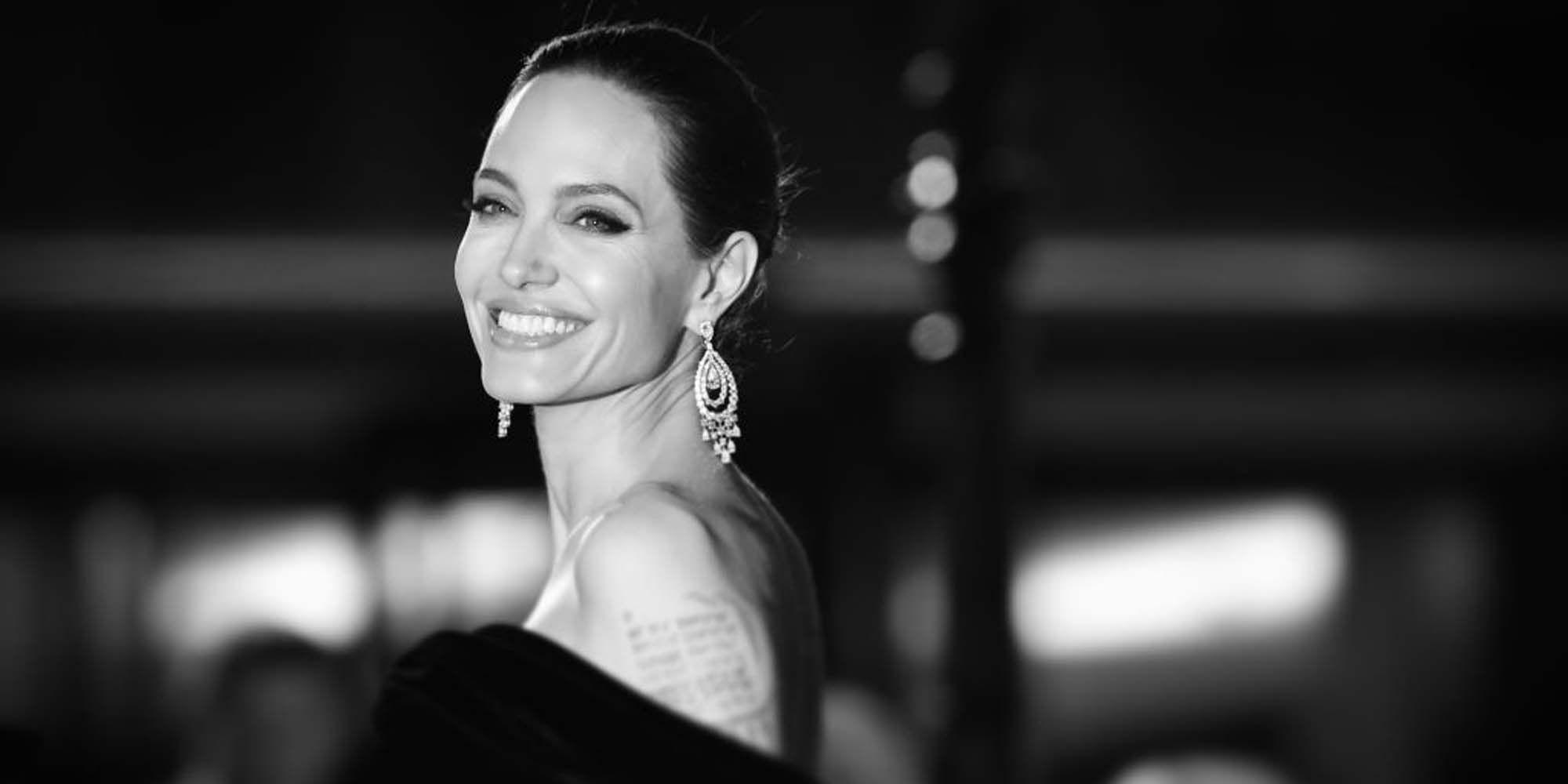 Angelina Jolie, bbc, radioshow, Kerst, presentatie, presentator