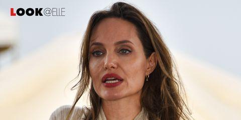 sports shoes c341c ecbf7 Vestito moda 2019: il caftano estate 2019 di Angelina Jolie