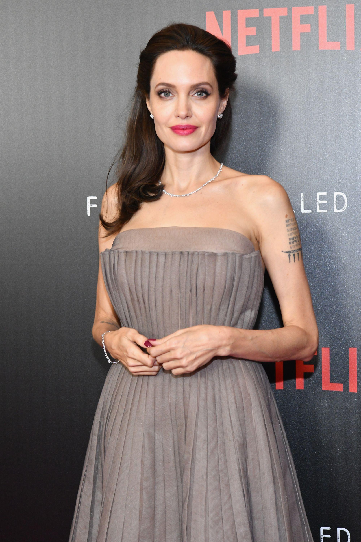 Angelina Jolie celebrity feminist