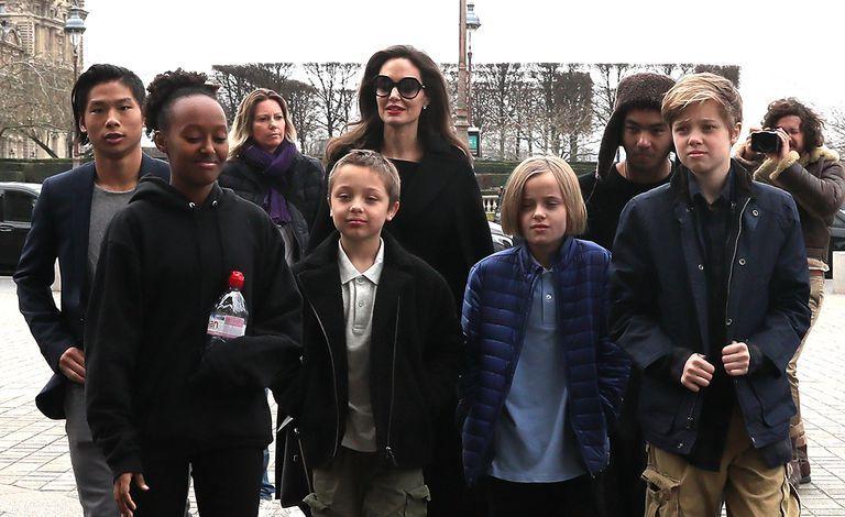 Angelina Jolie y Brad Pitt, juicio en la intimidad