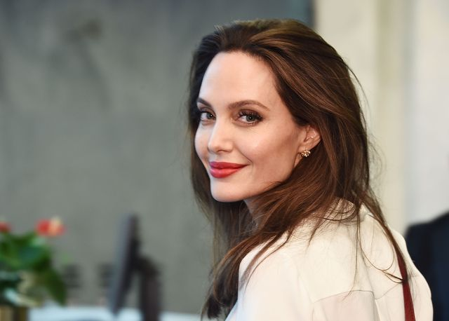 new york, ny   september 14  actress and special envoy to the united nations high commissioner for refugees angelina jolie visits the united nations on september 14, 2017 in new york city  photo by michael loccisanogetty images