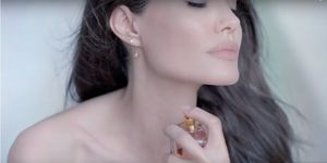 Guerlain fragrance Angelina Jolie