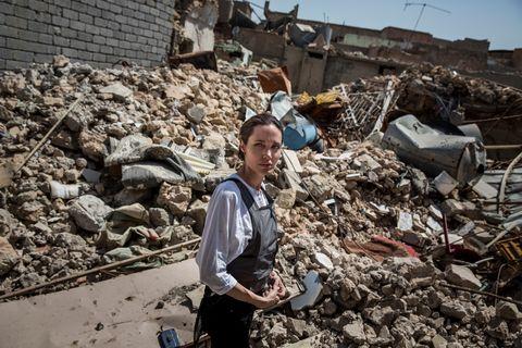 Waste, Rubble, Earthquake, Geological phenomenon, Scrap, Pollution, Demolition,