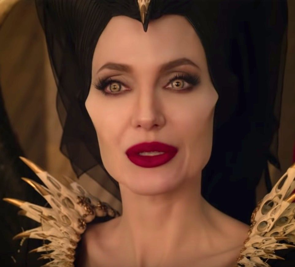 Angelina Jolie S Maleficent Is More Wicked Than Ever In