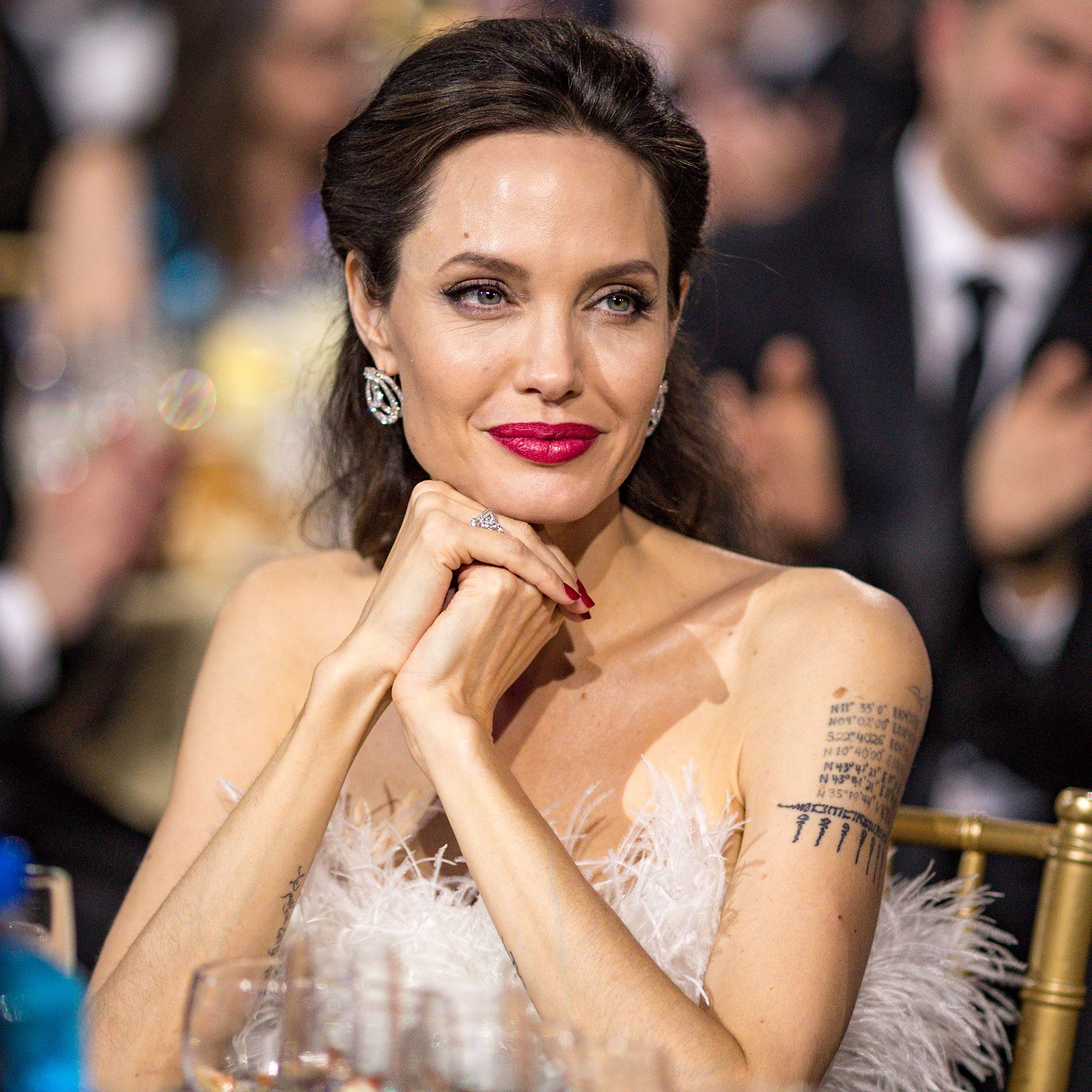 Angelina Jolie Photos Hot inside angelina jolie's cambodian home - mon guerlain campaign