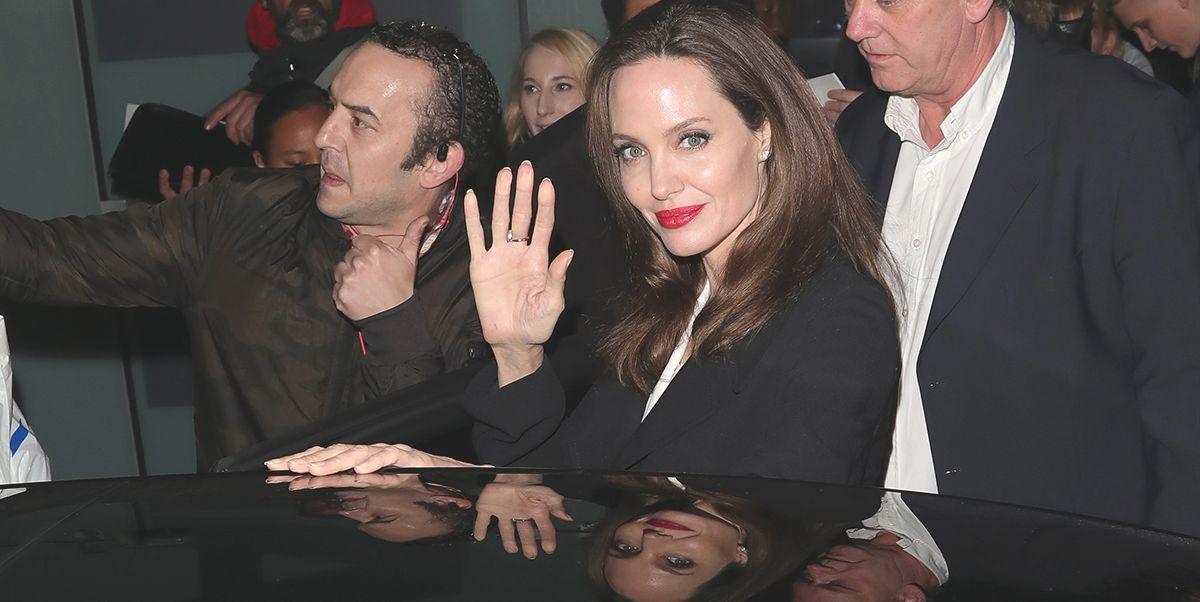 Angelina Jolie news: l'attrice in Iraq per l'Onu