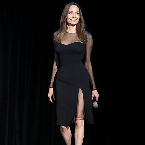 Angelina Jolie Said She Ugly Cried While Dropping Son Maddox